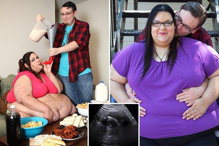 Fat housewife gangbang cumshot