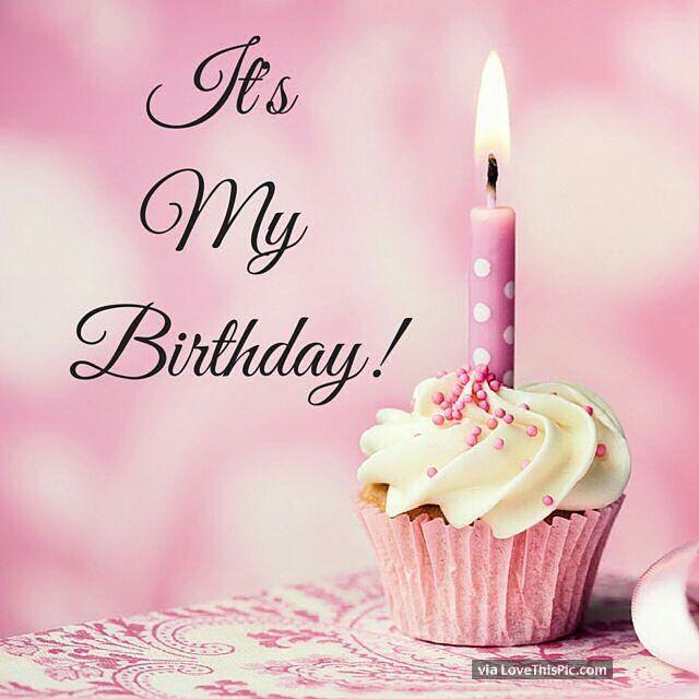 Happy Birthday To Me.Happy Birthday To Me