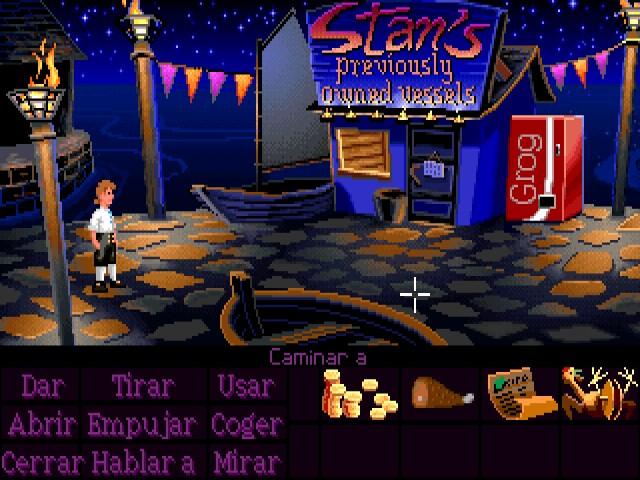 Monkey Island Viejos Juegos De Computadora Whaleshares
