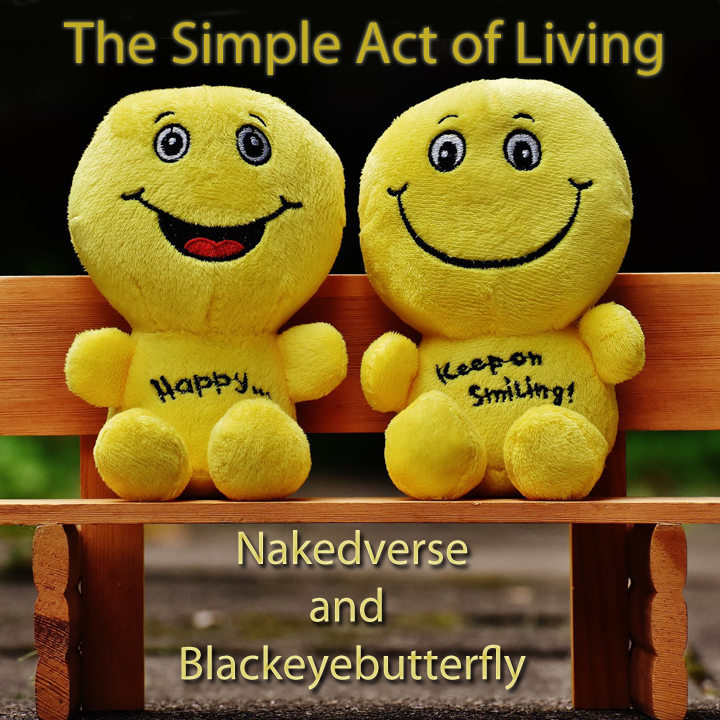 The simply life of living - Cover.jpg