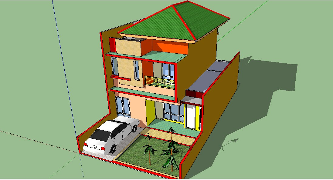 Learn To Make A Phase Two Minimalist 2 Storey House With Google