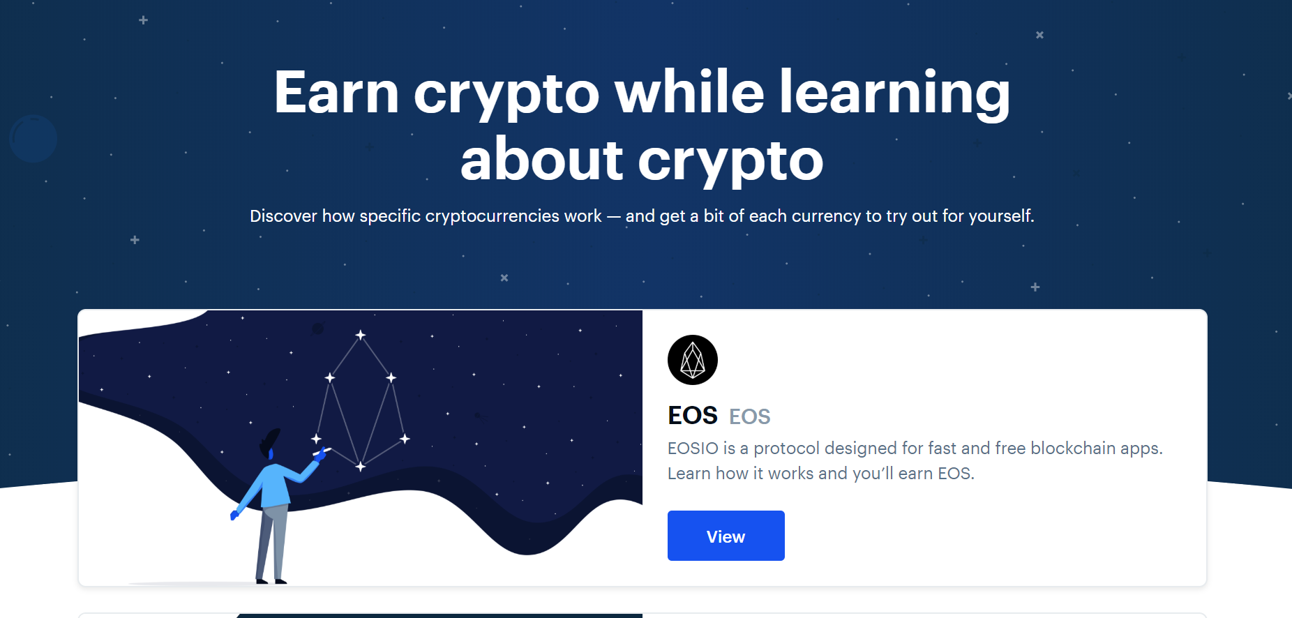 earn cryptocurrency watching videos